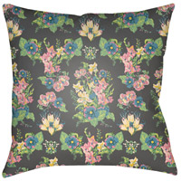 Lolita 20 X 20 inch Outdoor Pillow Cover, Square