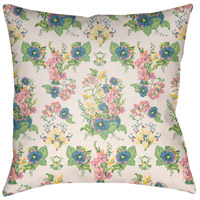 Lolita 18 X 18 inch Outdoor Pillow Cover, Square