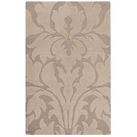 Abigail 36 X 24 inch Neutral and Gray Area Rug, Polyester