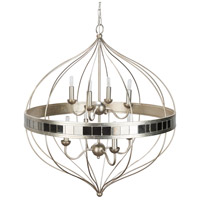 Aerial 8 Light 29 inch Pendant Ceiling Light