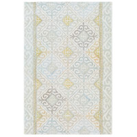 Antigua 36 X 24 inch Taupe Indoor Area Rug, Rectangle