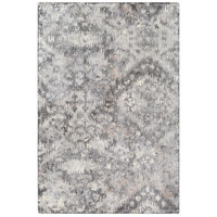 Antigua 90 X 60 inch Charcoal Indoor Area Rug, Rectangle