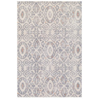 Antigua 36 X 24 inch Medium Gray Indoor Area Rug, Rectangle