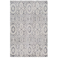 Antigua 36 X 24 inch Charcoal Indoor Area Rug, Rectangle