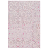 Antigua 36 X 24 inch Blush Indoor Area Rug, Rectangle