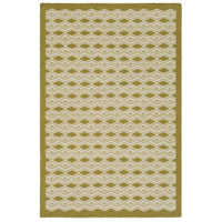 Agostina 18 X 18 inch Lime Indoor Area Rug, Sample