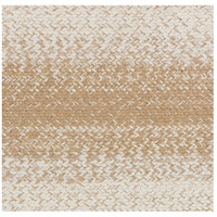 Aileen 18 X 18 inch Wheat Indoor Area Rug, Sample