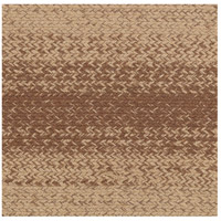 Aileen 18 X 18 inch Dark Brown Indoor Area Rug, Sample