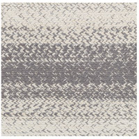 Aileen 18 X 18 inch Medium Gray Indoor Area Rug, Sample