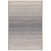 Aileen 36 X 24 inch Gray and Neutral Area Rug, Jute
