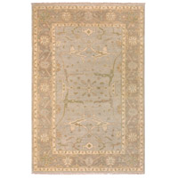 Ainsley 69 X 45 inch Gray and Neutral Area Rug, Wool