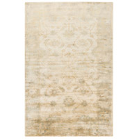 Ainsley 36 X 24 inch Neutral and Blue Area Rug, Wool