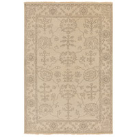 Ainsley 36 X 24 inch Neutral and Gray Area Rug, Wool