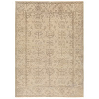 Ainsley 132 X 96 inch Neutral and Gray Area Rug, Wool