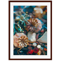 Surya AL107A001-1721 Fallen I Wall Art, Rectangle, Eternal photo thumbnail