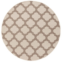 Alfresco 63 inch Neutral and Brown Outdoor Area Rug, Polypropylene
