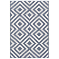Surya ALF9657-5376 Alfresco 90 X 63 inch Charcoal Outdoor Area Rug, Rectangle photo thumbnail