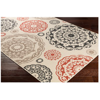 Surya ALF9667-5376 Alfresco 90 X 63 inch Cream Outdoor Area Rug, Rectangle alternative photo thumbnail