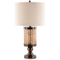 Surya ALN-001 Alsen 100.00 watt Table Lamp Portable Light