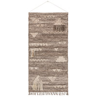 Asher 30 inch Wall Rug, Runner
