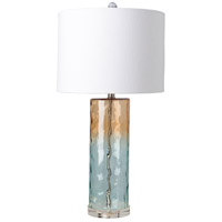 Surya White Table Lamps