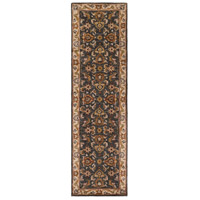 Surya AWHY2063-7696 Middleton 114 X 90 inch Denim/Tan/Khaki/Olive/Dark Red/Camel Rugs, Rectangle photo thumbnail