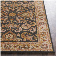 Surya AWHY2063-8RD Middleton 96 X 96 inch Denim/Tan/Khaki/Olive/Dark Red/Camel Rugs, Round alternative photo thumbnail
