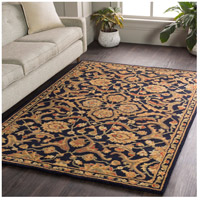Surya AWMD2088-8RD Middleton 96 X 96 inch Navy Indoor Area Rug, Round alternative photo thumbnail