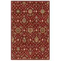Surya AWMD2113-913 Middleton 156 X 108 inch Dark Red Indoor Area Rug, Rectangle photo thumbnail