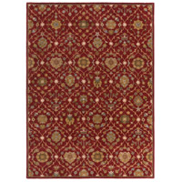 Surya AWMD2113-811 Middleton 132 X 96 inch Dark Red Indoor Area Rug, Rectangle photo thumbnail