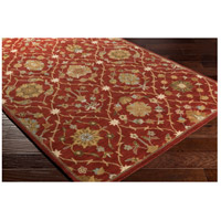 Surya AWMD2113-913 Middleton 156 X 108 inch Dark Red Indoor Area Rug, Rectangle alternative photo thumbnail