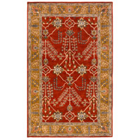 Surya AWMD2244-46 Middleton 72 X 48 inch Rust Indoor Area Rug, Rectangle photo thumbnail