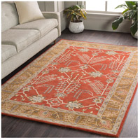 Surya AWMD2244-46 Middleton 72 X 48 inch Rust Indoor Area Rug, Rectangle alternative photo thumbnail