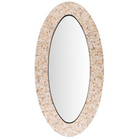 Axis Brown Wall Mirror Home Decor