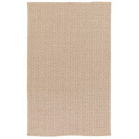 Barcelona 72 X 48 inch Brown Outdoor Area Rug, Polypropylene, Polyester, and Viscose