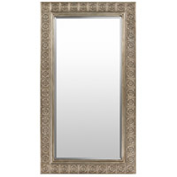 Bennett 51 X 29 inch Silver Wall Mirror Home Decor