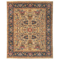Bursa 108 X 72 inch Brown and Neutral Area Rug, Wool