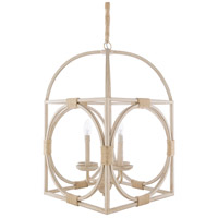 Surya BYE-001 Braylee 4 Light 18 inch Pendant Ceiling Light