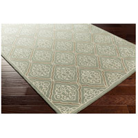 Surya CAN1907-268 Modern Classics 96 X 30 inch Gray and Neutral Runner, Wool alternative photo thumbnail