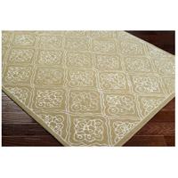 Surya CAN1914-913 Modern Classics 156 X 108 inch Green and Neutral Area Rug, Wool alternative photo thumbnail