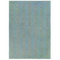 Surya CAN1915-811 Modern Classics 132 X 96 inch Blue and Brown Area Rug, Wool photo thumbnail