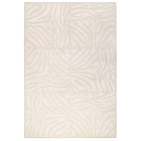 Modern Classics 36 X 24 inch Neutral and Neutral Area Rug, Wool