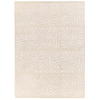 Modern Classics 132 X 96 inch Neutral and Neutral Area Rug, Wool