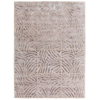 Modern Classics 132 X 96 inch Gray and Neutral Area Rug, Wool