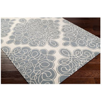 Surya CAN1957-268 Modern Classics 96 X 30 inch Blue and Neutral Runner, Wool alternative photo thumbnail