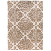 Surya CAN1964-811 Modern Classics 132 X 96 inch Brown and Neutral Area Rug, Wool photo thumbnail