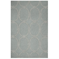 Surya CAN1990-1616 Modern Classics 18 X 18 inch Medium Gray Indoor Area Rug, Sample photo thumbnail
