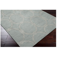 Surya CAN1990-913 Modern Classics 156 X 108 inch Gray Area Rug, Wool alternative photo thumbnail