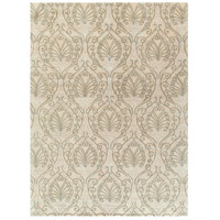 Surya CAN2012-811 Modern Classics 132 X 96 inch Gray and Neutral Area Rug, Wool photo thumbnail