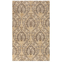 Surya CAN2013-1616 Modern Classics 18 X 18 inch Taupe Indoor Area Rug, Sample photo thumbnail